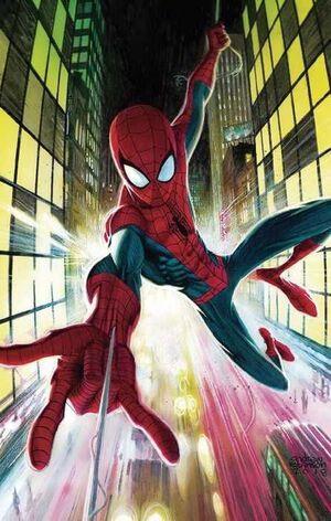 AMISTOSO VECINO SPIDERMAN #01