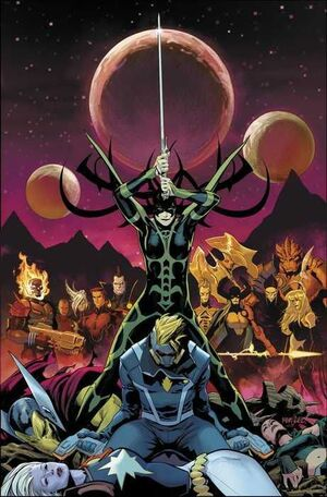GUARDIANES DE LA GALAXIA VOL.2 #068 / 005