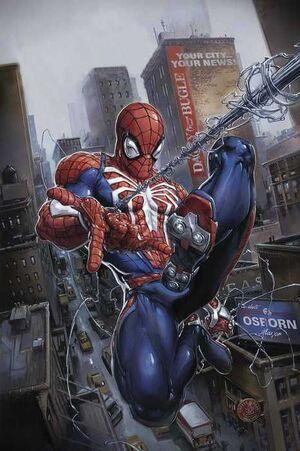 SPIDERMAN: GAMERVERSE #01