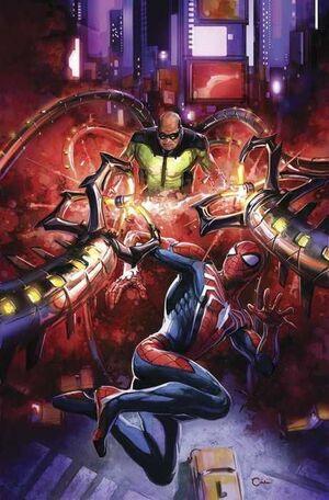SPIDERMAN: GAMERVERSE #03