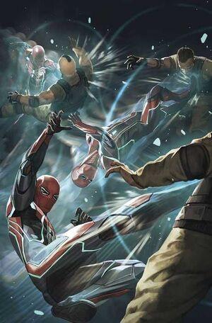 SPIDERMAN: GAMERVERSE #05