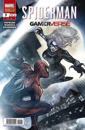 SPIDERMAN: GAMERVERSE #07