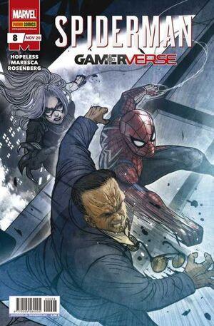SPIDERMAN: GAMERVERSE #08