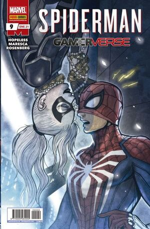 SPIDERMAN: GAMERVERSE #09