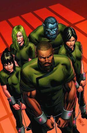 LA ERA DE HOMBRE-X: PRISIONERO X #01