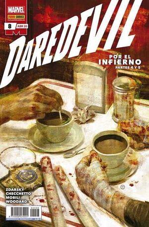 DAREDEVIL #008. POR EL INFIERNO - PARTES 4 Y 5 (GRAPA)
