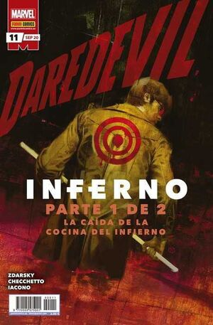 DAREDEVIL #011. INFERNO 1 (GRAPA)