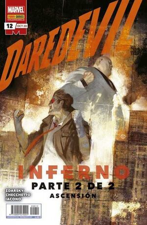 DAREDEVIL #012. INFERNO 2 (GRAPA)