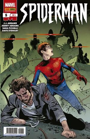 SPIDERMAN V3 #05