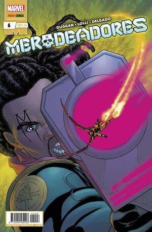 MERODEADORES #06 (GRAPA PANINI)
