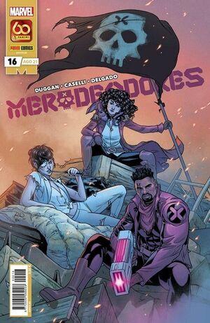 MERODEADORES #16 (GRAPA PANINI)