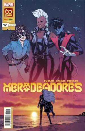 MERODEADORES #17