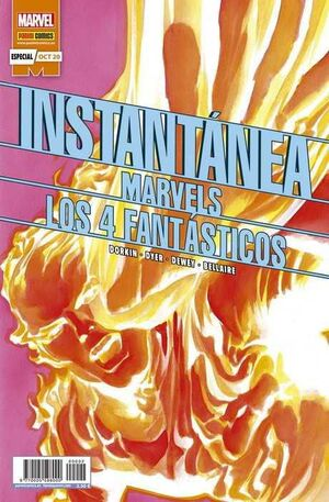 INSTANTANEA MARVELS #02. LOS 4 FANTASTICOS
