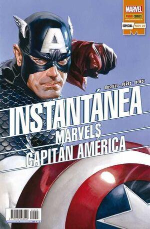 INSTANTANEA MARVELS #03. CAPITAN AMERICA
