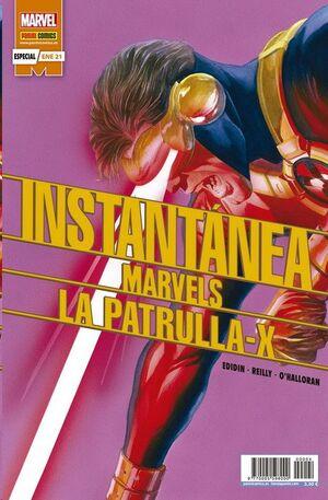 INSTANTANEA MARVELS #04. LA PATRULLA-X