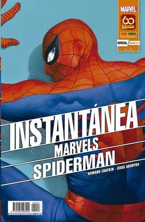 INSTANTANEA MARVELS #06. SPIDERMAN