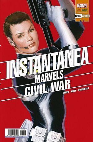 INSTANTANEA MARVELS #07. CIVIL WAR
