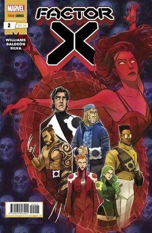 FACTOR-X #02 (GRAPA MARVEL)