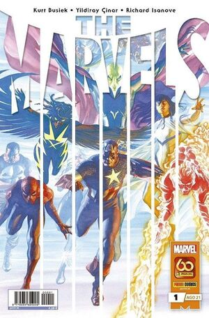 THE MARVELS #01