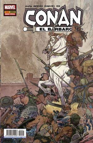 GUIA OFICIAL MARVEL #01. CONAN EL BARBARO