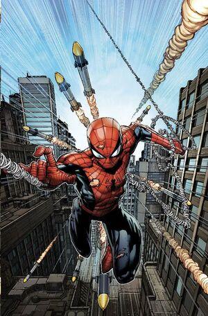 EL IMPARABLE SPIDERMAN #01