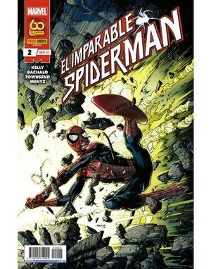 EL IMPARABLE SPIDERMAN #02