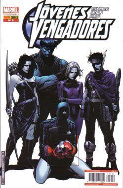 JOVENES VENGADORES #006