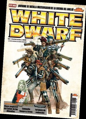 REVISTA WHITE DWARF 176
