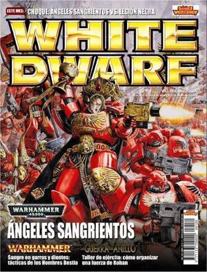 REVISTA WHITE DWARF 180