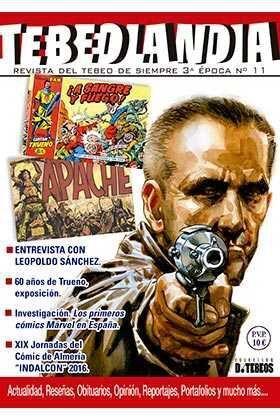 TEBEOLANDIA #11 (III EPOCA)