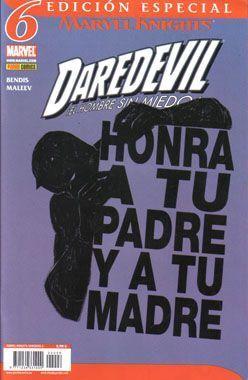 MARVEL KNIGHTS: DAREDEVIL ED. ESPECIAL #006