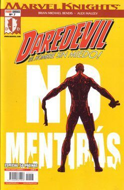 MARVEL KNIGHTS: DAREDEVIL ED. ESPECIAL #007