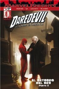 MARVEL KNIGHTS: DAREDEVIL ED. ESPECIAL #045