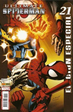ULTIMATE SPIDERMAN VOL.2 ED. ESPECIAL #021