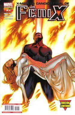 X-MEN LA CANCION FINAL DE FENIX #004