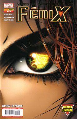 X-MEN LA CANCION FINAL DE FENIX #005