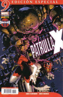 PATRULLA X VOL.2 ED. ESPECIAL #009