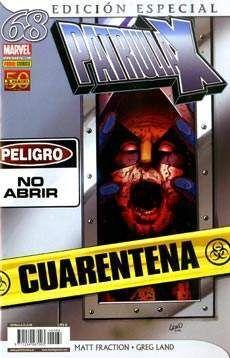 PATRULLA X VOL.3 ED. ESPECIAL #068