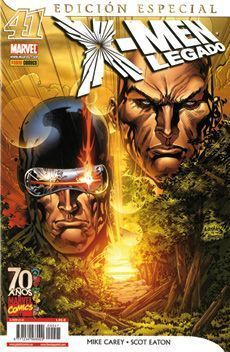 X-MEN VOL.3 ED. ESPECIAL #041. LEGADO