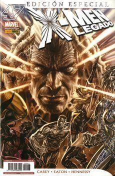 X-MEN VOL.3 ED. ESPECIAL #047. LEGADO