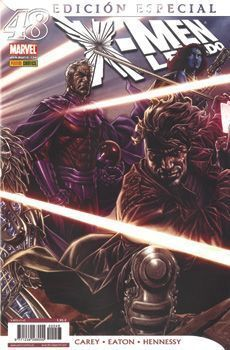 X-MEN VOL.3 ED. ESPECIAL #048. LEGADO