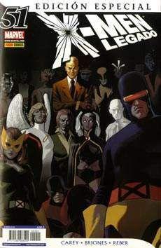 X-MEN VOL.3 ED. ESPECIAL #051. LEGADO