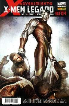 X-MEN VOL.3 ED. ESPECIAL #061. LEGADO