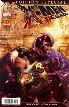 X-MEN VOL.3 ED. ESPECIAL #064. LEGADO