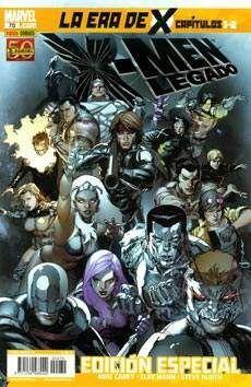 X-MEN VOL.3 ED. ESPECIAL #070. LEGADO