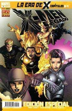X-MEN VOL.3 ED. ESPECIAL #071. LEGADO