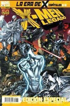 X-MEN VOL.3 ED. ESPECIAL #072. LEGADO