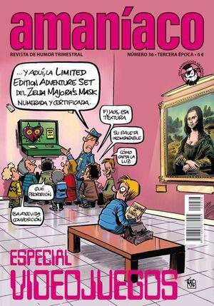 AMANIACO #36. ESPECIAL VIDEOJUEGOS