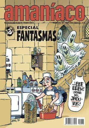 AMANIACO #38. ESPECIAL FANTASMAS