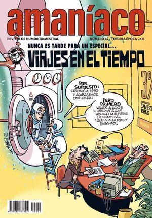 AMANIACO #42. ESPECIAL VIAJES EN EL TIEMPO